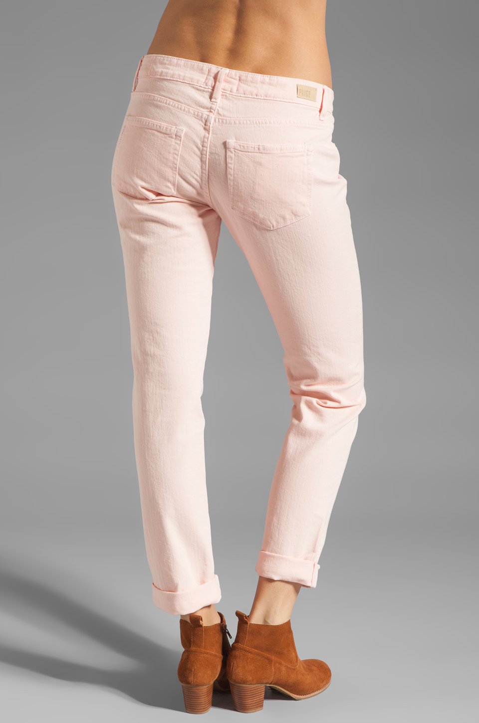 Paige Denim Jimmy Jimmy Skinny in Blossom