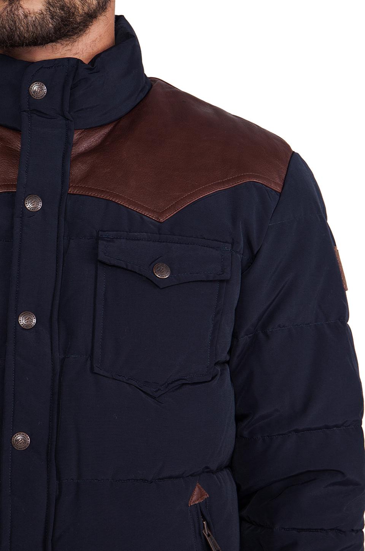 Penfield Stapleton Down Jacket in Navy