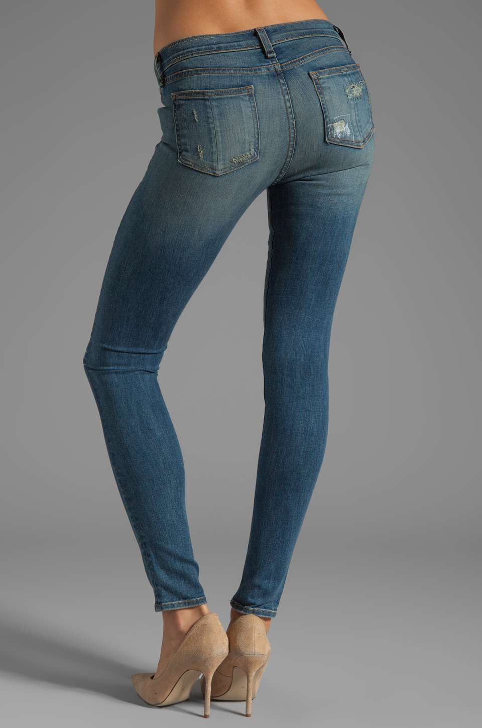rag & bone/JEAN Skinny in Grayson