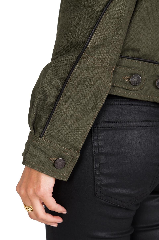rag & bone/JEAN The Pump Jacket in Army