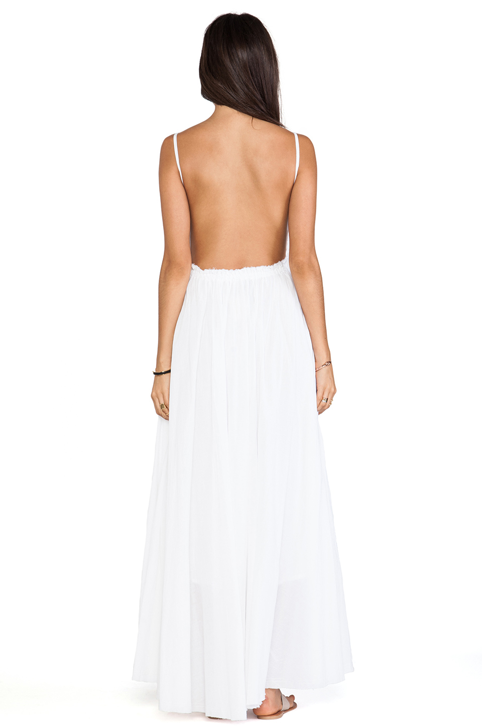 white backless maxi dress raga backless maxi dress in