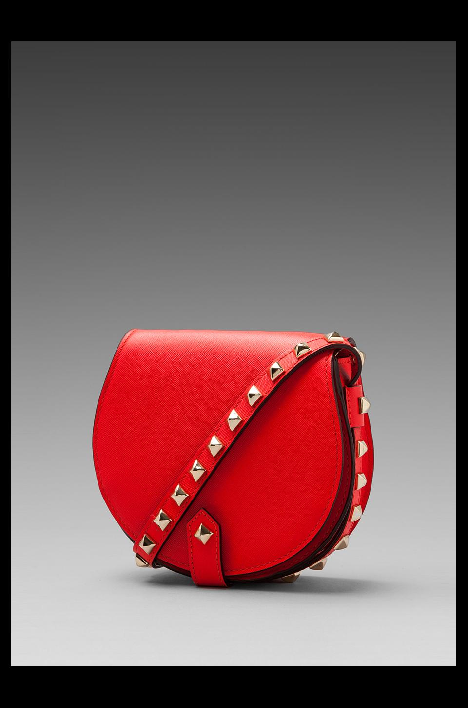 Rebecca Minkoff Skylar Mini Bag in Fire Engine