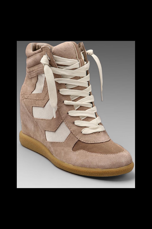 Sam Edelman Bennett Sneaker in Chateaux Grey