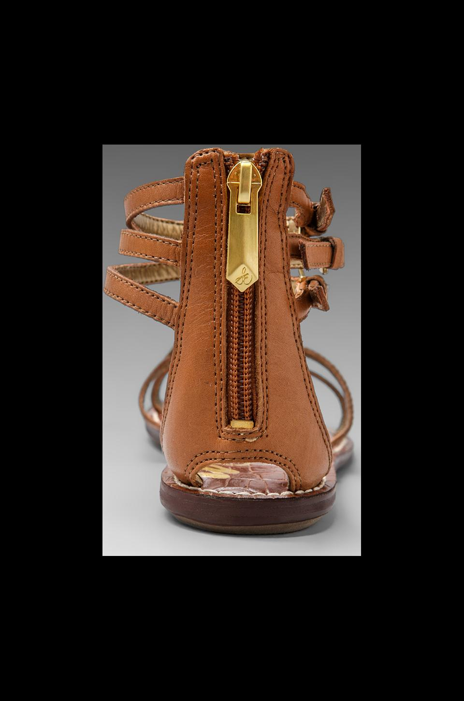 Sam Edelman Genna Sandal in Saddle