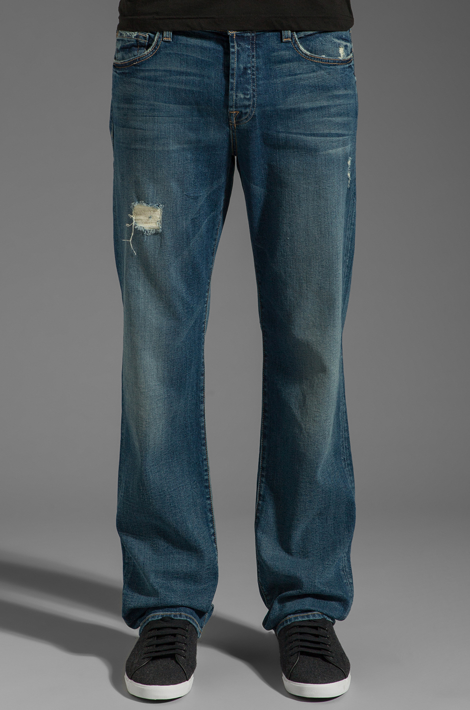 7 For All Mankind The Standard in Ocean Mist