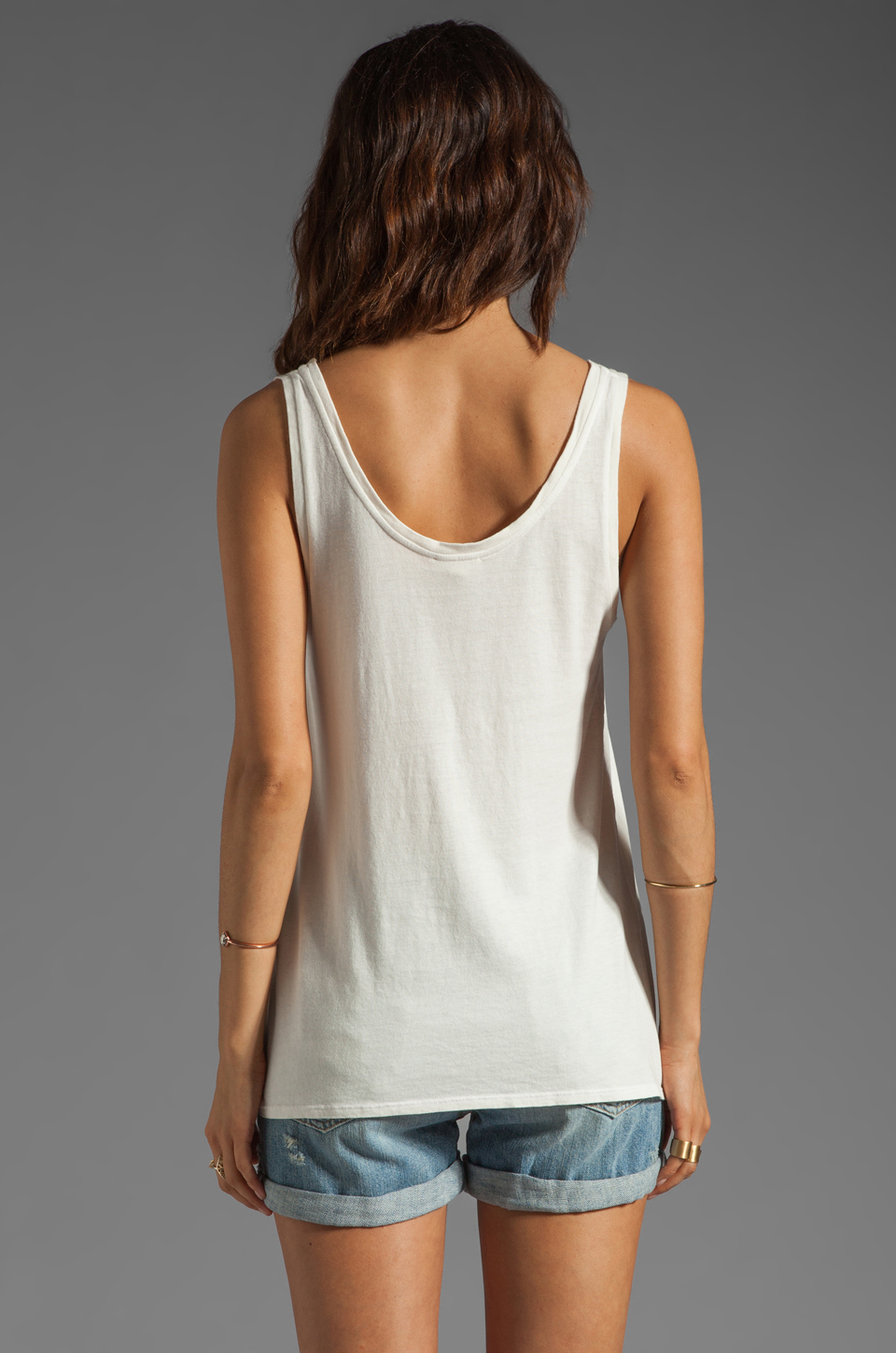 Soft Joie Ira Tank in Porcelain
