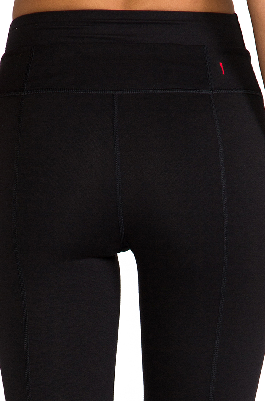 SPANX Power Knee Pant in Black