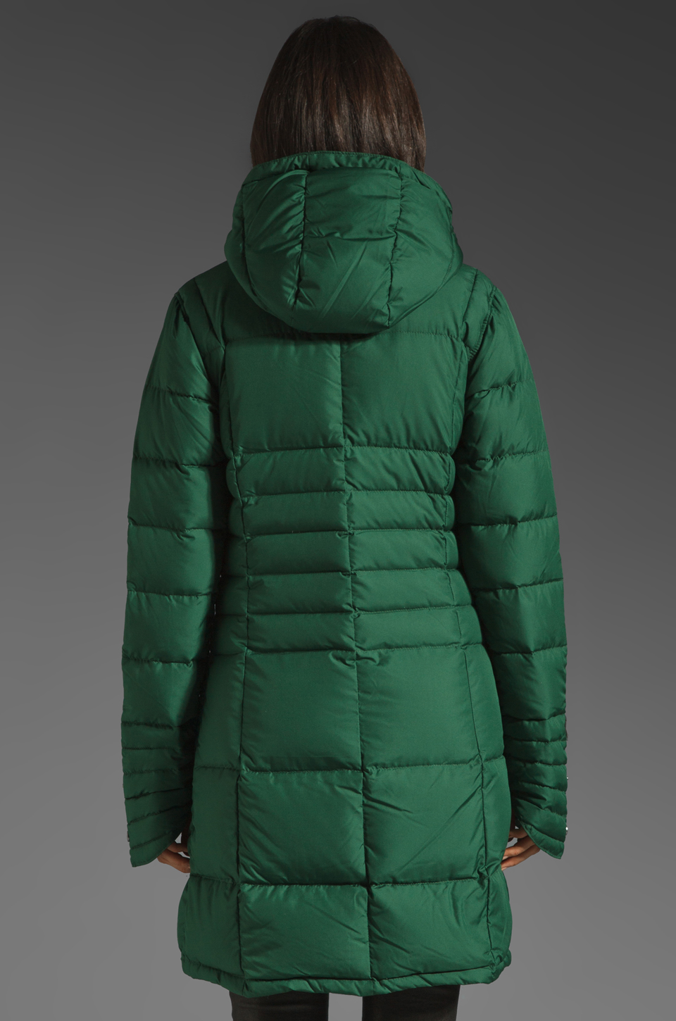 Spiewak Warren Jacket in Evergreen