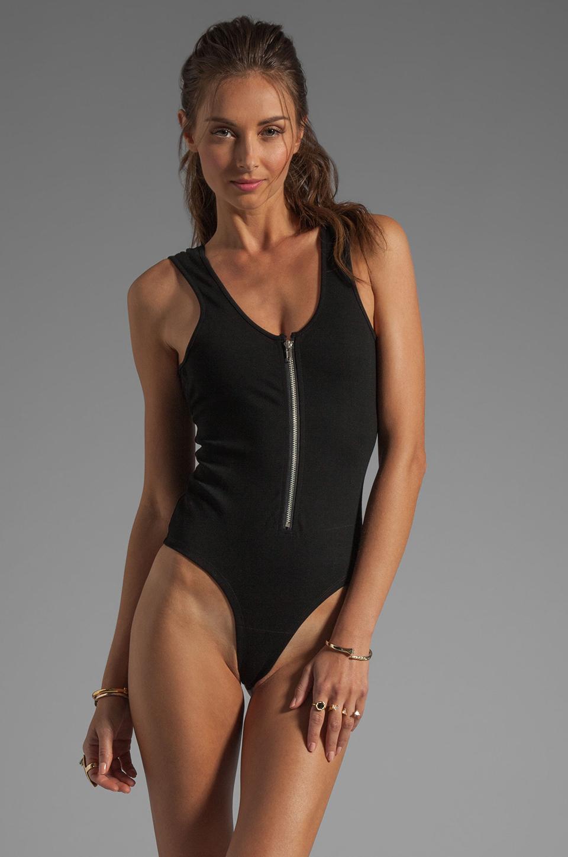 Style Stalker Video Games Bodysuit in Black