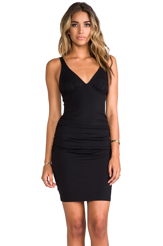 Susana Monaco Tank Dress in Black