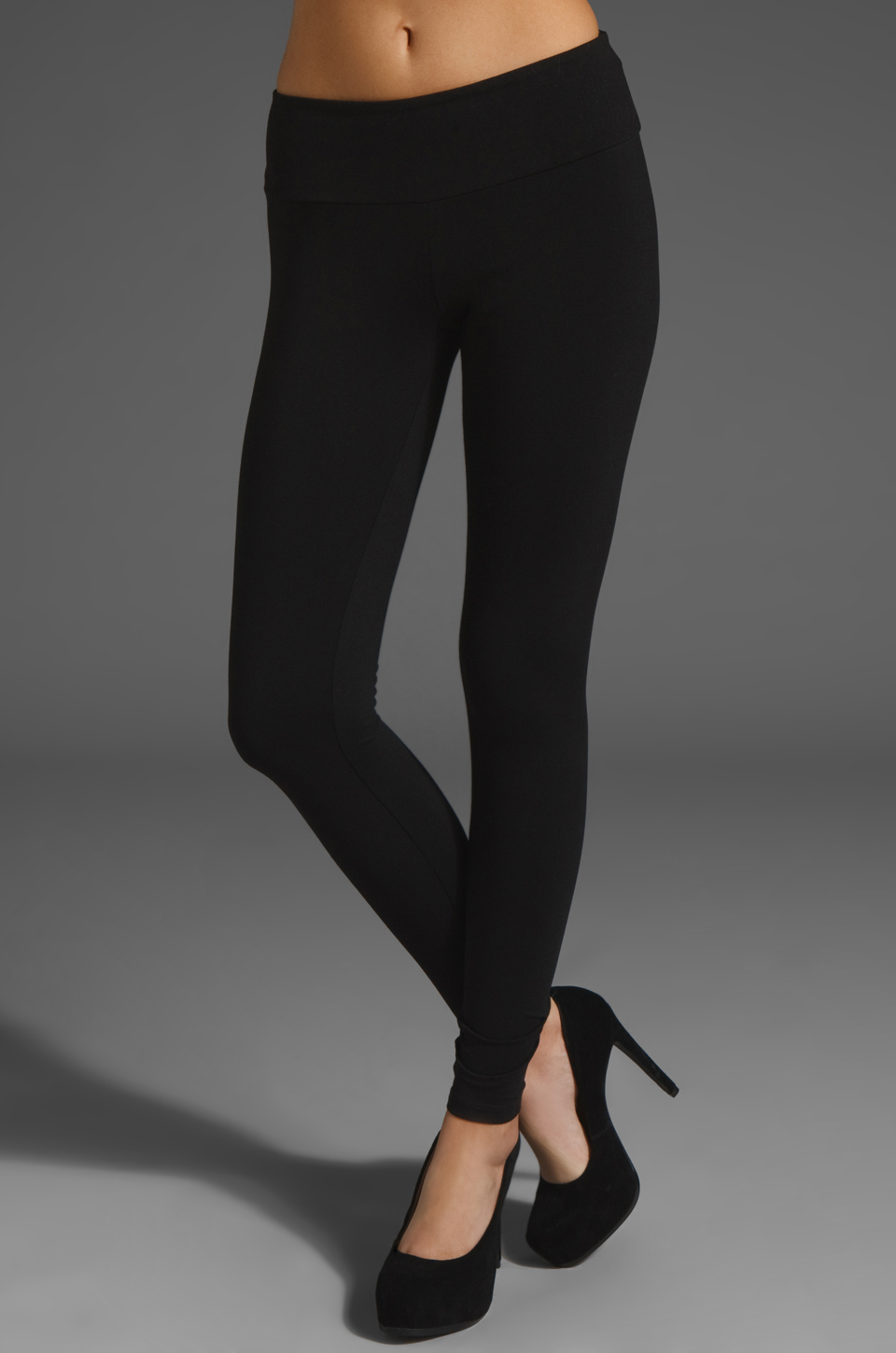 Susana Monaco Tights in Black