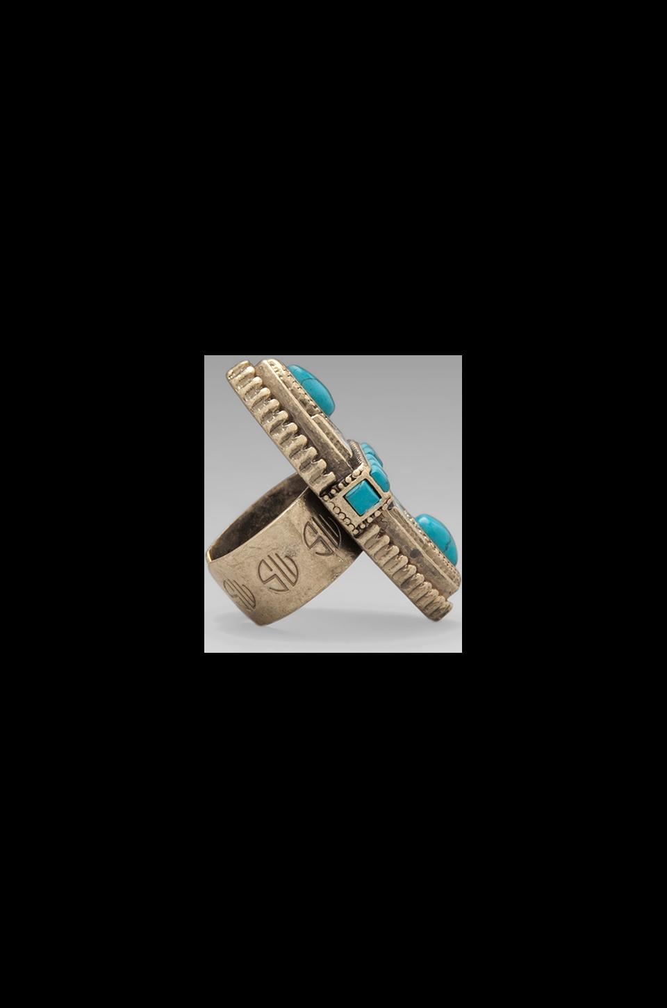 Samantha Wills Tomorrows Adventure Ring in Turquoise