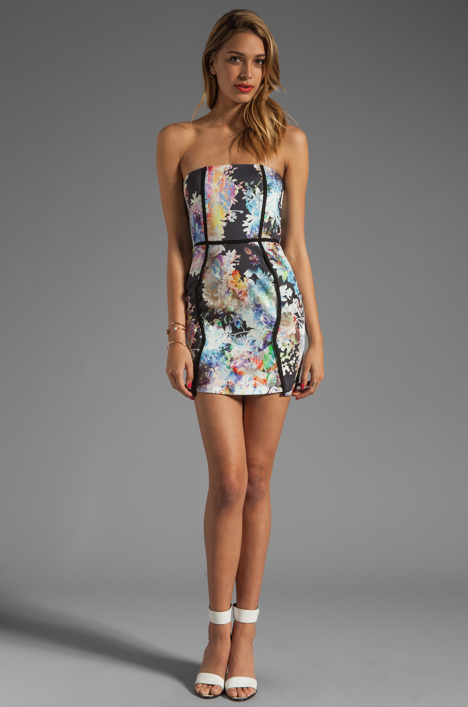 Talulah Isle of Love Dress in Floral