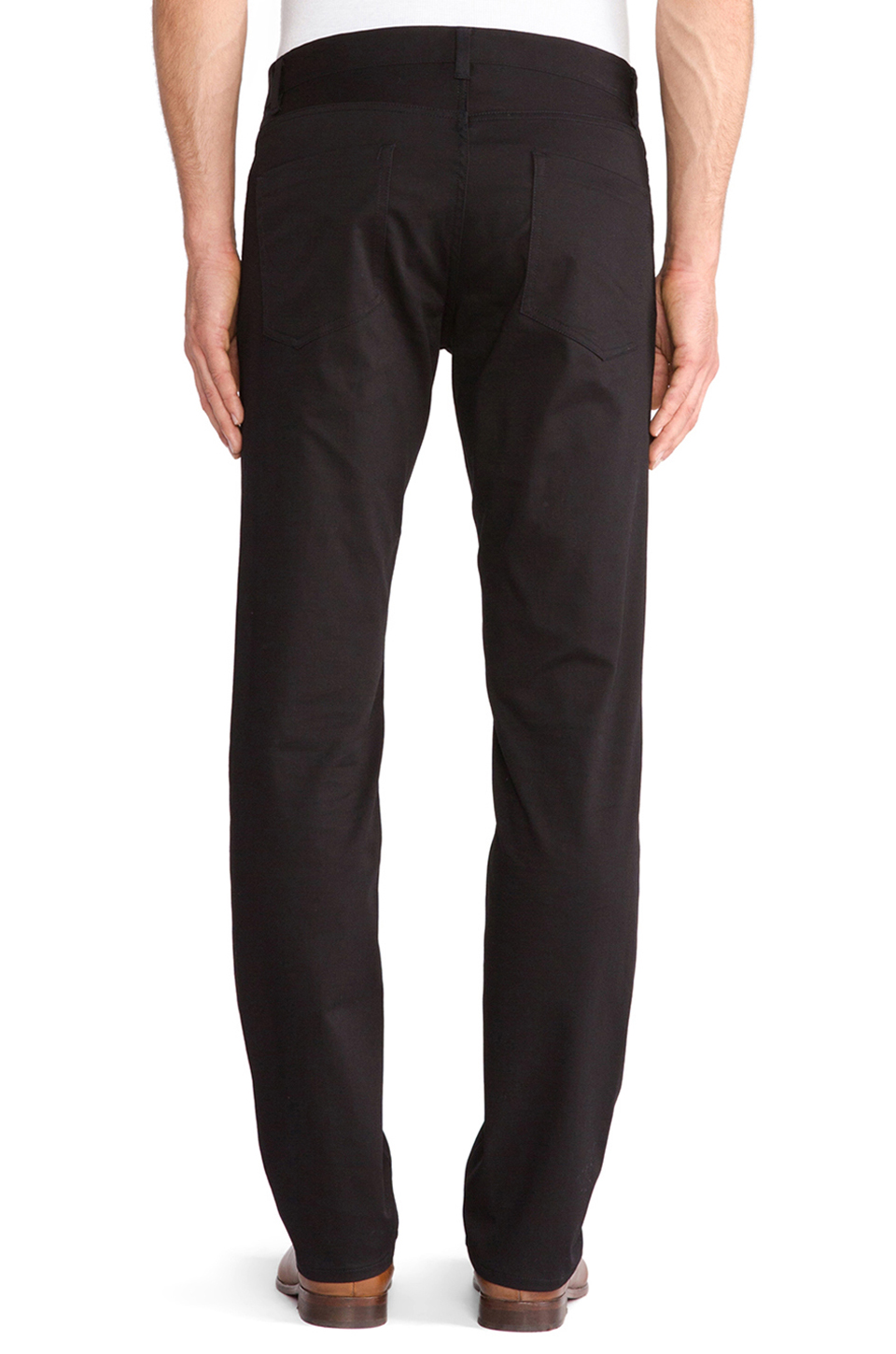 Theory Editor Haydin Pants in Black