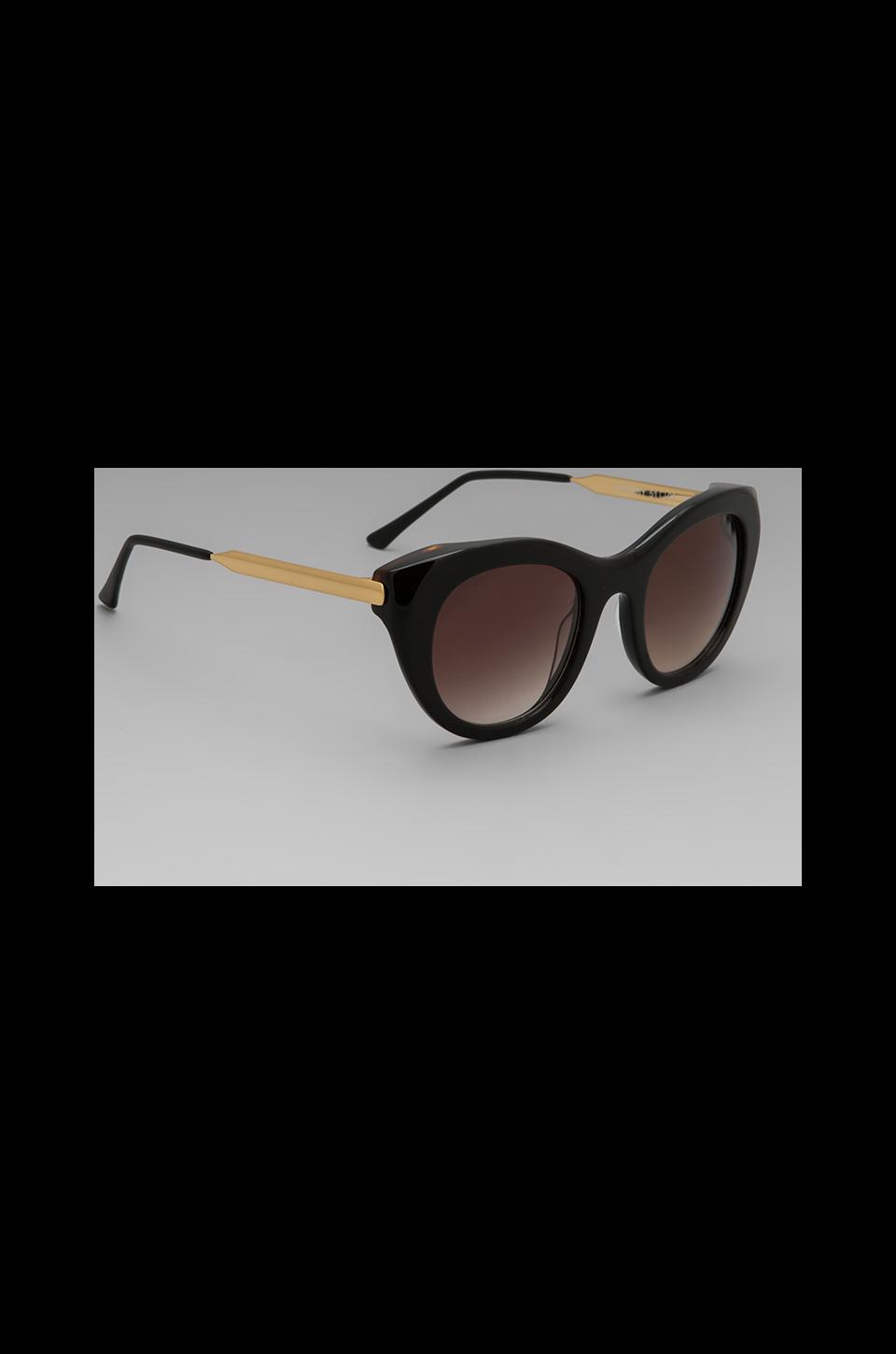 Thierry Lasry Anorexxxy Sunglasses in Thin Tort