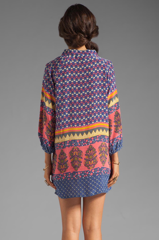 Tolani Dress in Purple/Pink