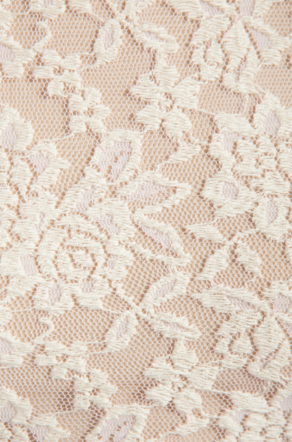 Torn by Ronny Kobo Cristal Lace Dress in Pink