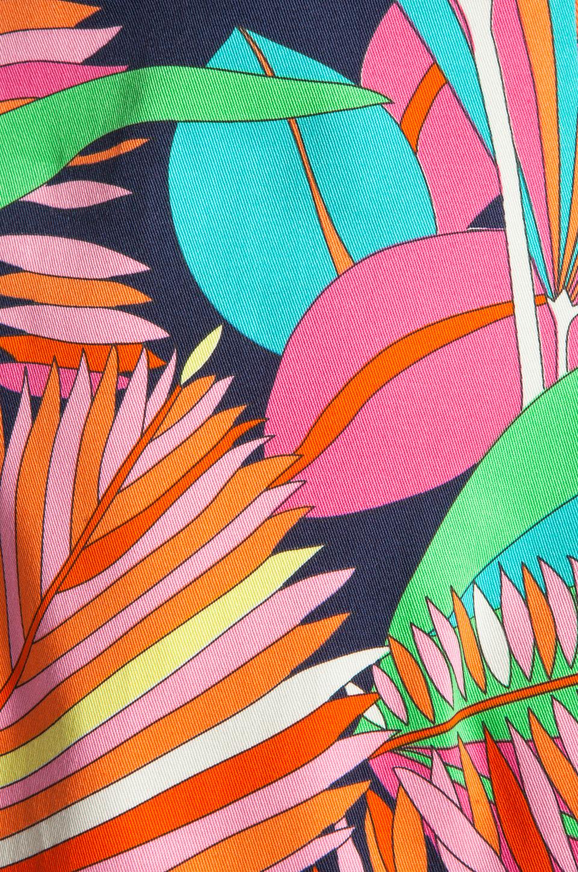 Trina Turk Biscayne Palm District Dress in Multi