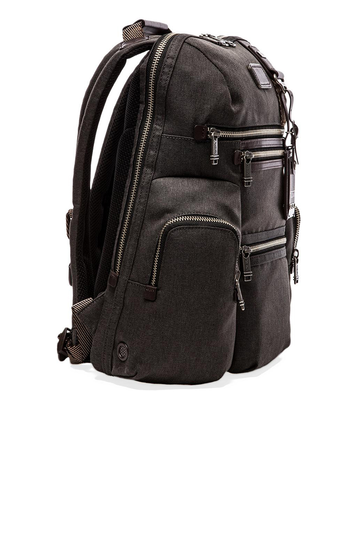 Tumi Alpha Bravo Ballistic Nylon Knox Backpack in Anthracite