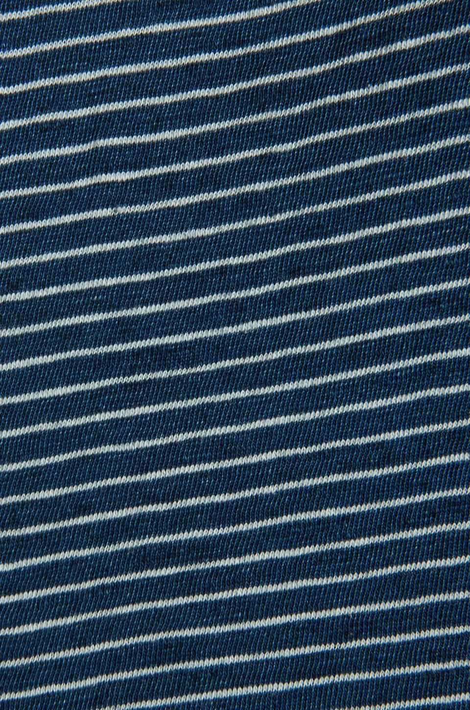 Velvet by Graham & Spencer Nanette Stripe Top in Indigo