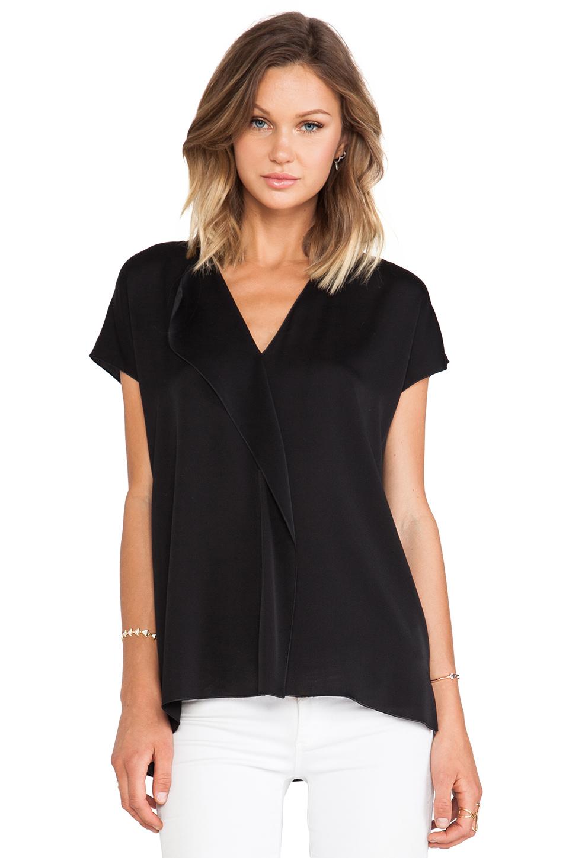 Укороченная блузка