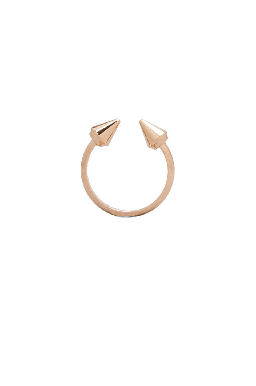 Vita Fede Ultra Midi Mini Titan Ring in Rosegold