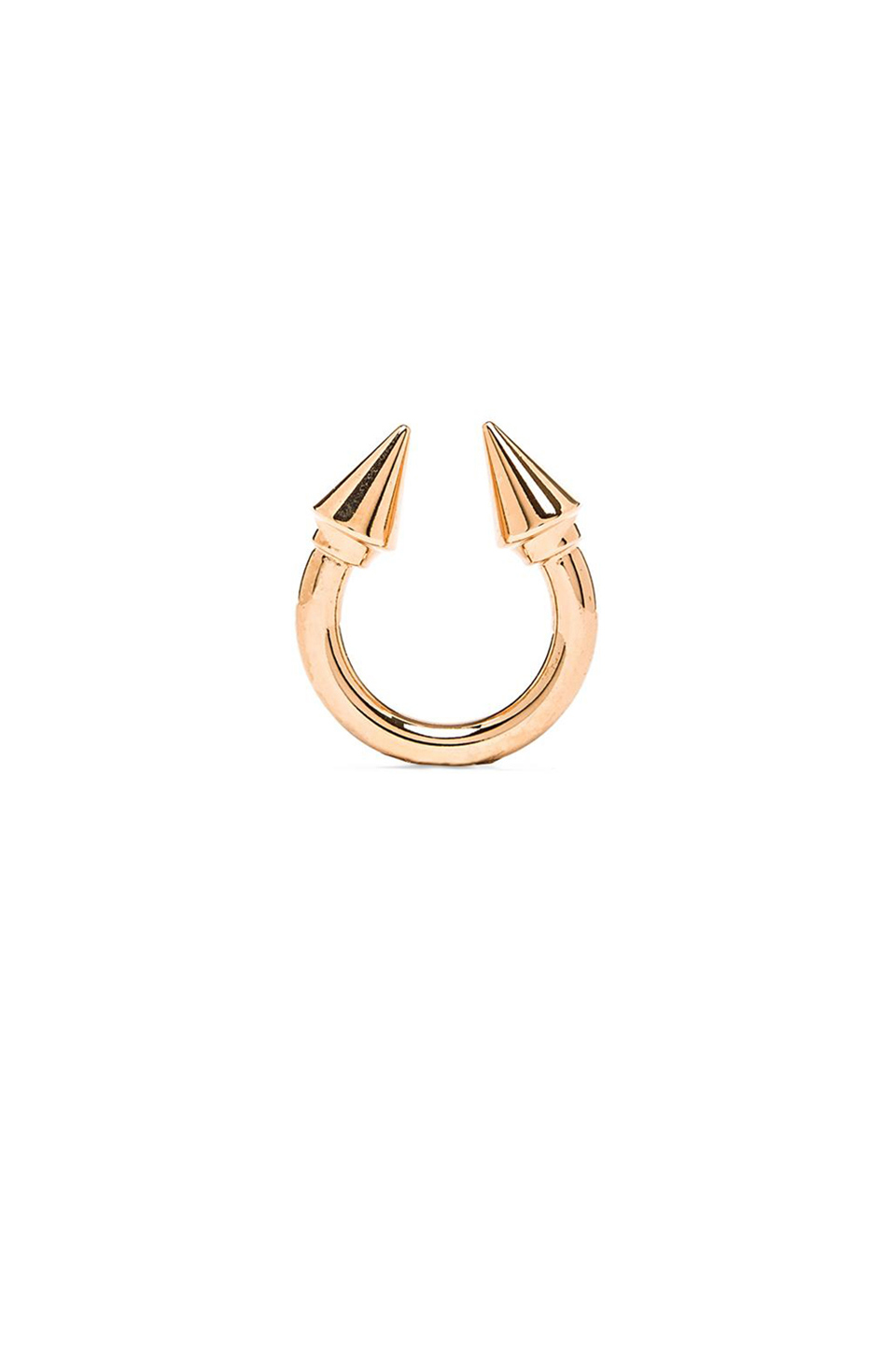 Vita Fede Titan Ring in Rosegold