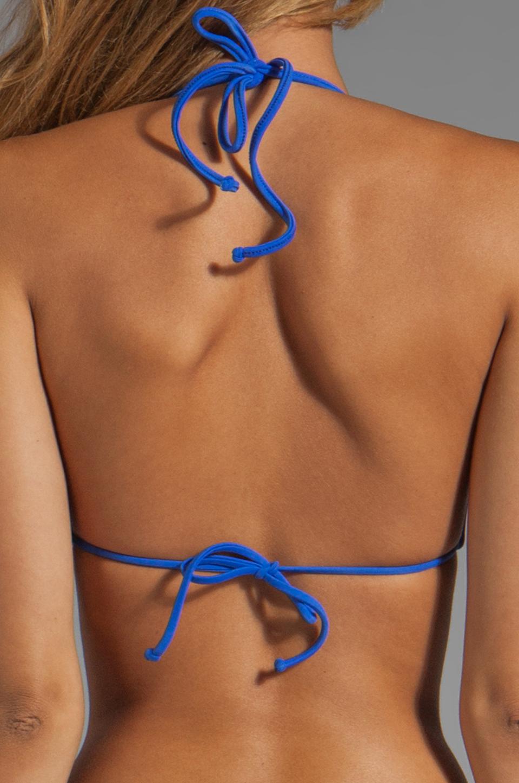 Vix Swimwear Southwest Ruffle Tri Top in Multi