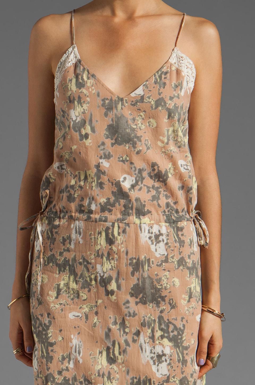 Winter Kate Swan Dress in Identity Latte/Ivory Lace