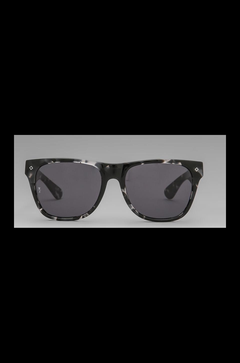 Wonderland Havasu in Black Tort/Gloss Black/Grey